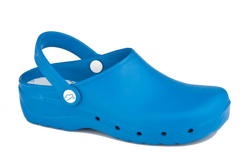 Zueco Azul